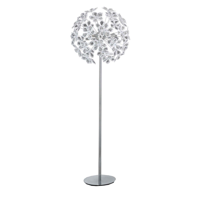 Emejing Lampe Sur Pied Fleur Ideas - Design Trends 2017 - shopmakers.us