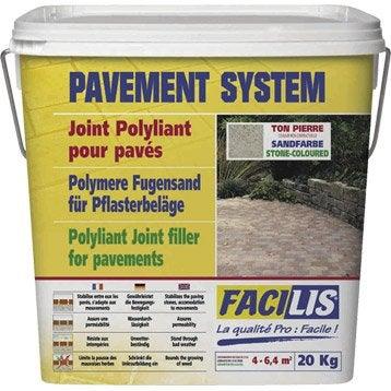 Accessoires de pose et produits d 39 entretien terrasse et - Joint polymere pour pave ...