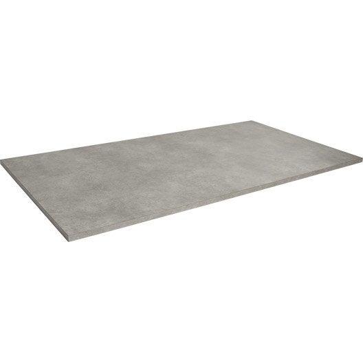 plateau de table m lamin laqu x cm 22. Black Bedroom Furniture Sets. Home Design Ideas