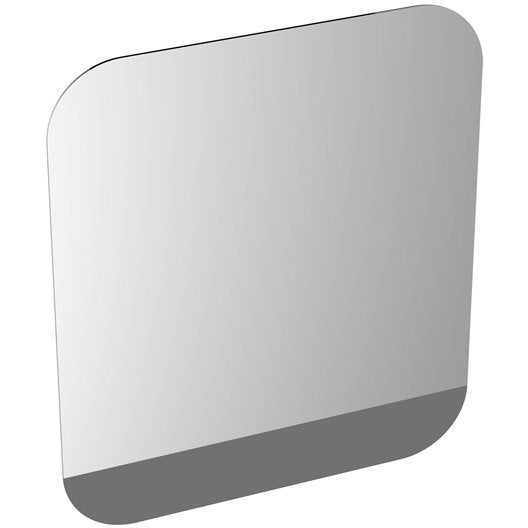 Miroir avec clairage int gr ideal standard idealsmart for Miroir eclairage integre