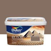 Peinture Envie de voyage DULUX VALENTINE, brun pyramides d'Egypte intense, 2.5 L