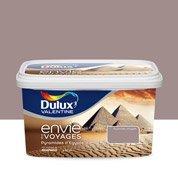 Peinture Envie de voyage DULUX VALENTINE, beige pyramides d'Egypte moyen, 2.5 L