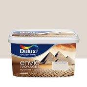 Peinture Envie de voyage DULUX VALENTINE, beige pyramides d'Egypte pastel, 2.5 L