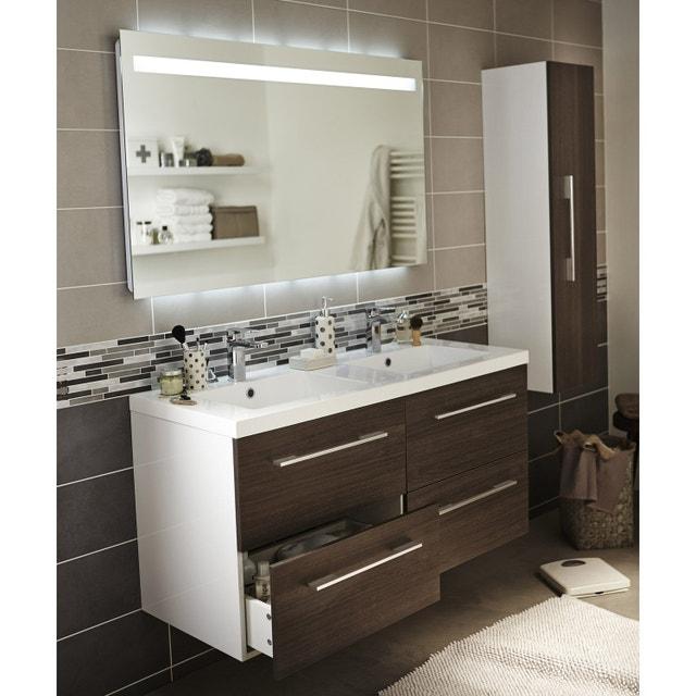 am nager sa salle de bain gris anthracite marron leroy. Black Bedroom Furniture Sets. Home Design Ideas