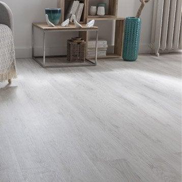Lame PVC clipsable blanc blanchi Aero trendy STYLING