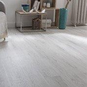 Lame PVC clipsable blanc effet bois Aero trendy