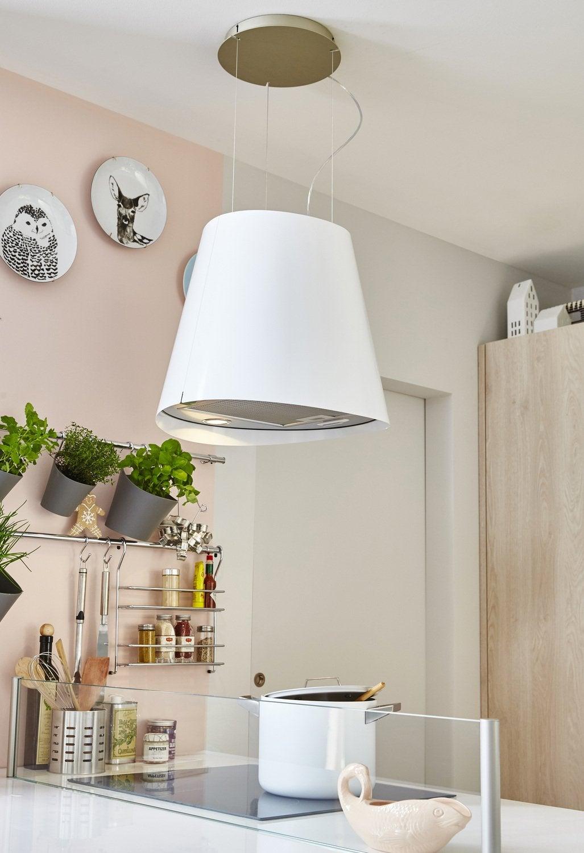 Le style n o scandinave dans la cuisine leroy merlin - Wc dans cuisine ...