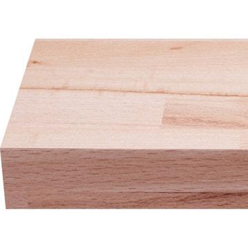 Plan de travail stratifi bois inox au meilleur prix for Plan de travail hetre stratifie