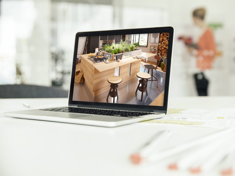 Crer sa cuisine en ligne alicante parmi les diffrentes for Simulation cuisine 3d en ligne