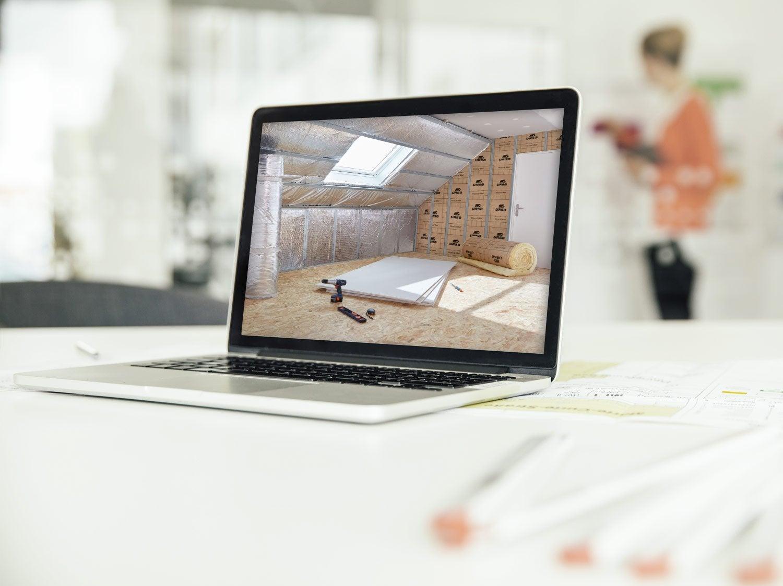 chiffrer l 39 isolation de mes murs par l 39 int rieur. Black Bedroom Furniture Sets. Home Design Ideas