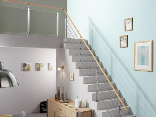 Comment Choisir Sa Main Courante D Escalier Leroy Merlin