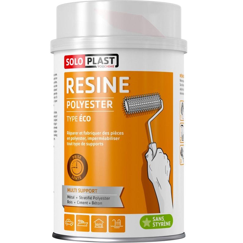 Résine Résine Type Eco Soloplast 1kg