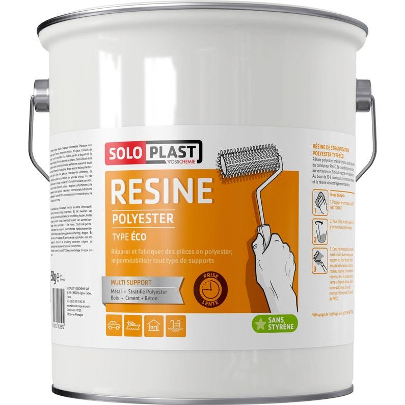 Résine Résine Type Eco Soloplast 5kg