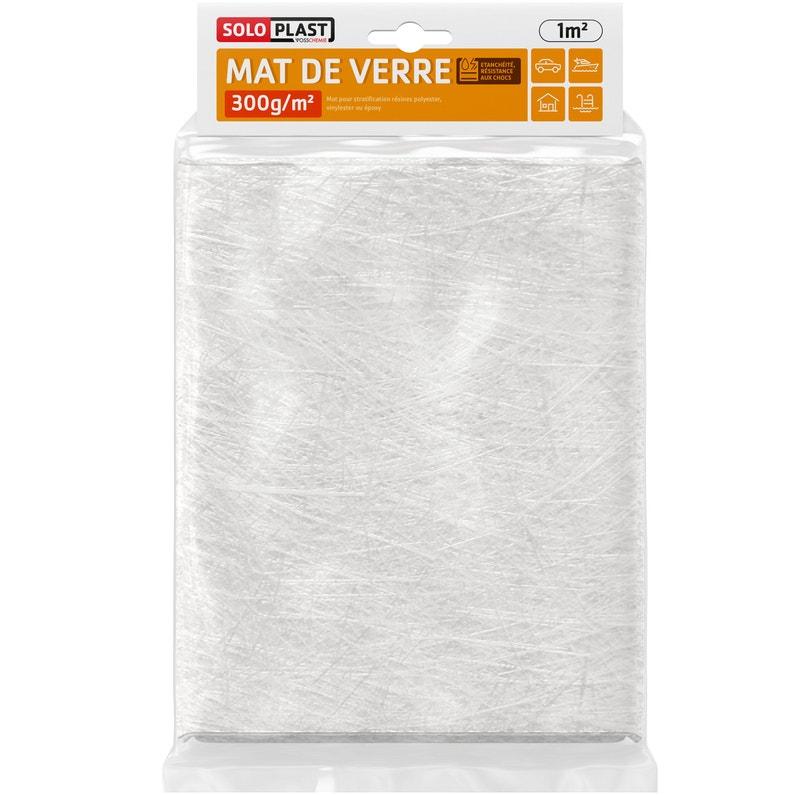 Tissu De Verre Mat De Verre Soloplast 300g