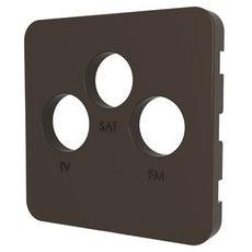 interrupteurs et prises lexman s rie cosy brun marron leroy merlin. Black Bedroom Furniture Sets. Home Design Ideas