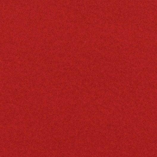 moquette aiguillet e expo style rouge 2 m leroy merlin. Black Bedroom Furniture Sets. Home Design Ideas