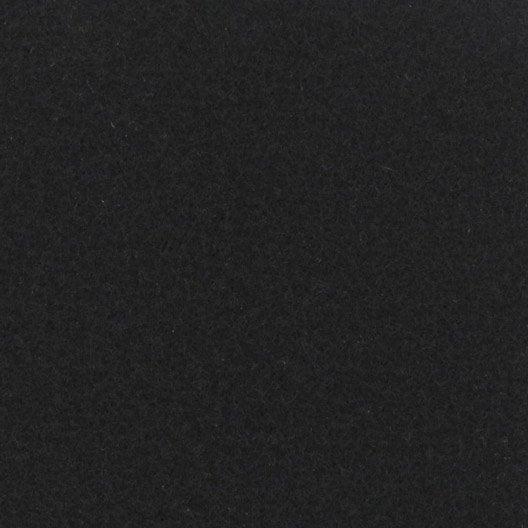 Moquette aiguillet e expo style noir 2 m leroy merlin for Moquette exposition