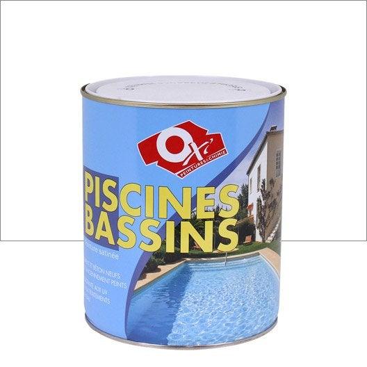 Peinture toiture bateau et piscine peinture lasure et for Peinture piscine polyester