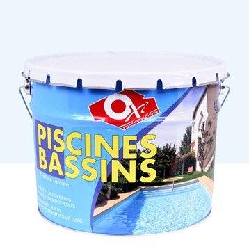 Peinture toiture bateau et piscine peinture hydrofuge for Peinture piscine caoutchouc