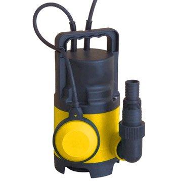 Pompe d'évacuation eau chargée Vc400ech 8000 l/h