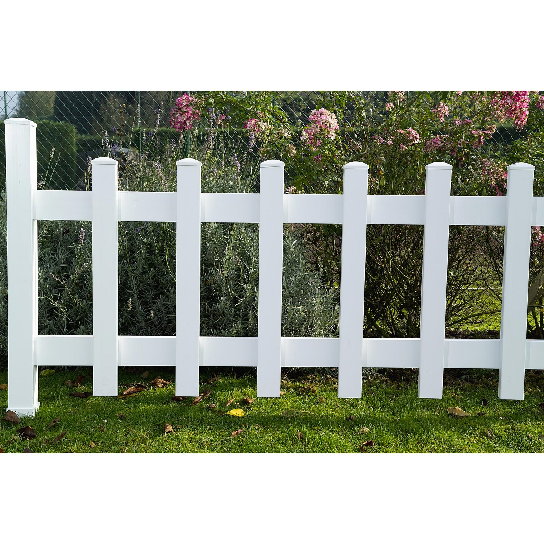 Balustre pour clôture de 80 cm   Leroy Merlin