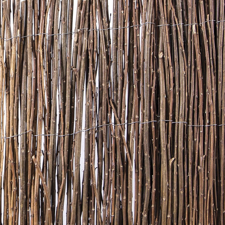 canisse osier en fagots cm x cm leroy merlin. Black Bedroom Furniture Sets. Home Design Ideas