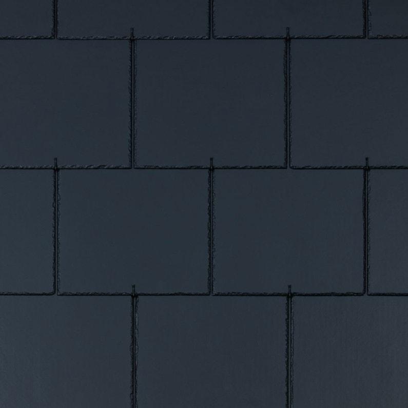 Ardoise L40 X L24 Cm Svk Noir Bleuté