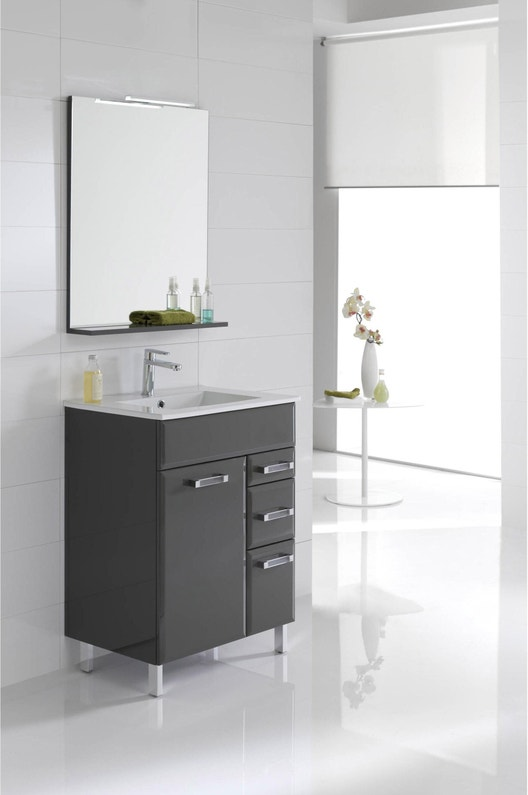 Meuble de salle de bains opale leroy merlin - Meubles de salle de bains leroy merlin ...