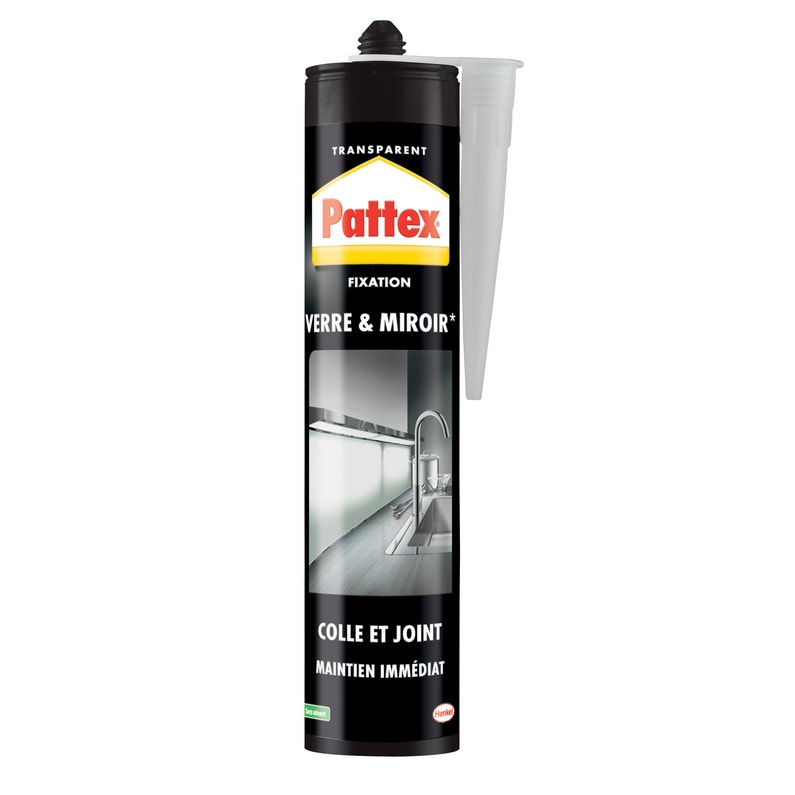 Colle Mastic Fixation Verre Pattex 300 G Leroy Merlin