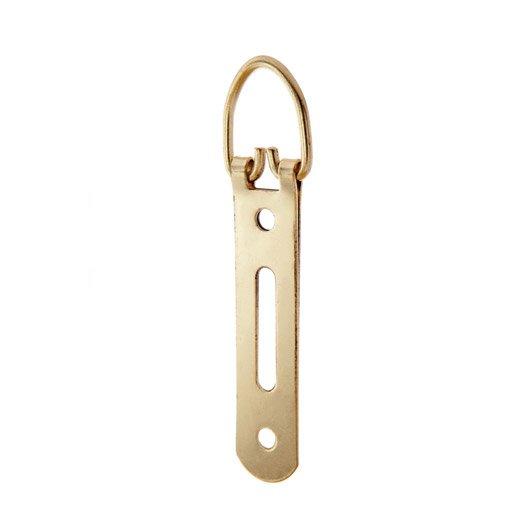 lot de 2 anneaux r glables pour cadres lourds le crochet. Black Bedroom Furniture Sets. Home Design Ideas