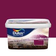 Peinture Envie de voyage DULUX VALENTINE, rouge Kilimandjaro expression, 2.5 L