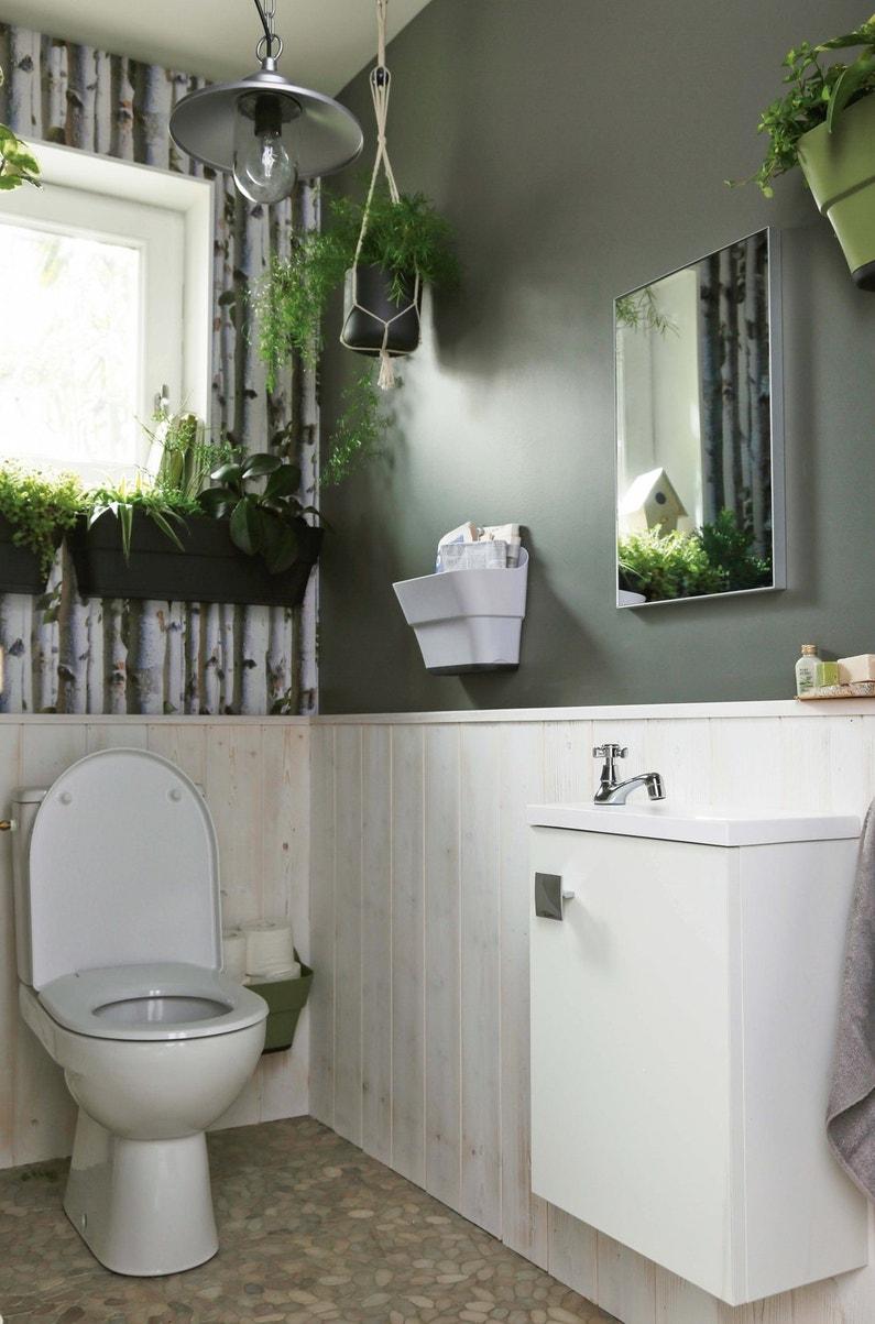 l 39 ventail inspir des wc poser. Black Bedroom Furniture Sets. Home Design Ideas