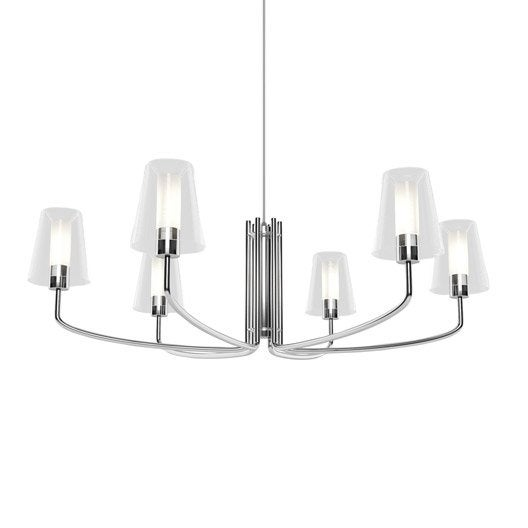 Lustre mtal chrome x w eglo with leroy merlin plafonnier led