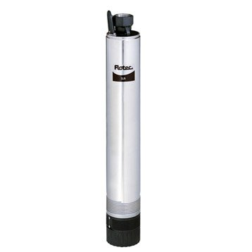 Pompe de forage manuelle FLOTEC Sub 4600/75 plus 4600 l/h