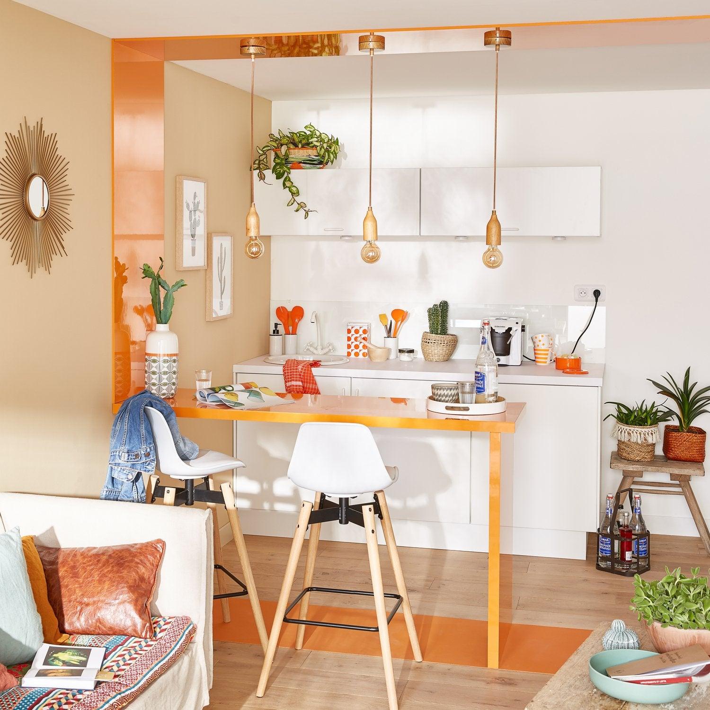 Petite cuisine optimisez l 39 espace leroy merlin - Espace cuisine rochefort ...