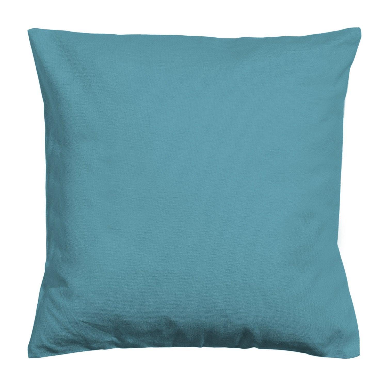 Housse de coussin Elema INSPIRE, bleu canard