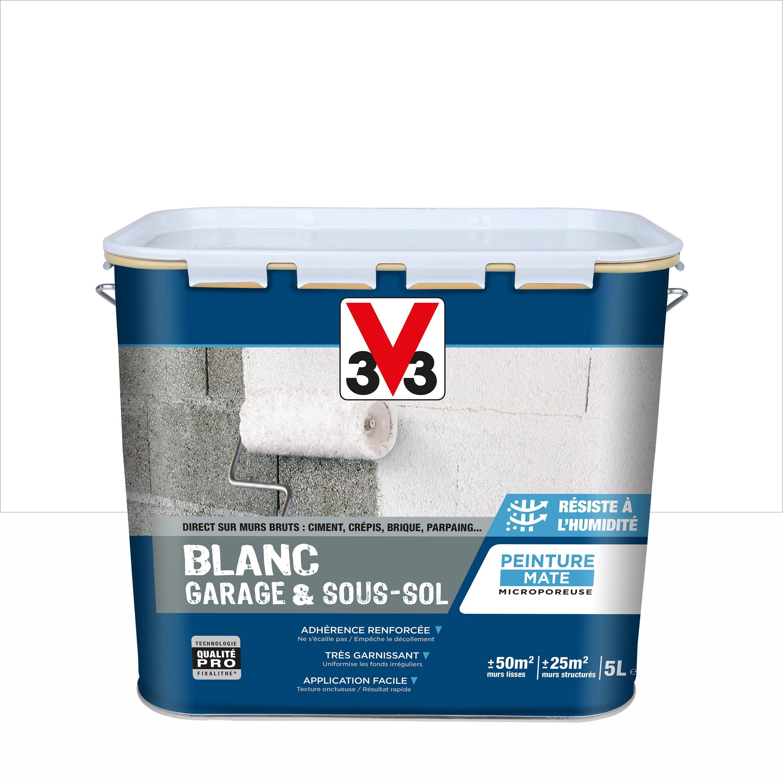 Peinture Garage Sous Sol V33 5 L