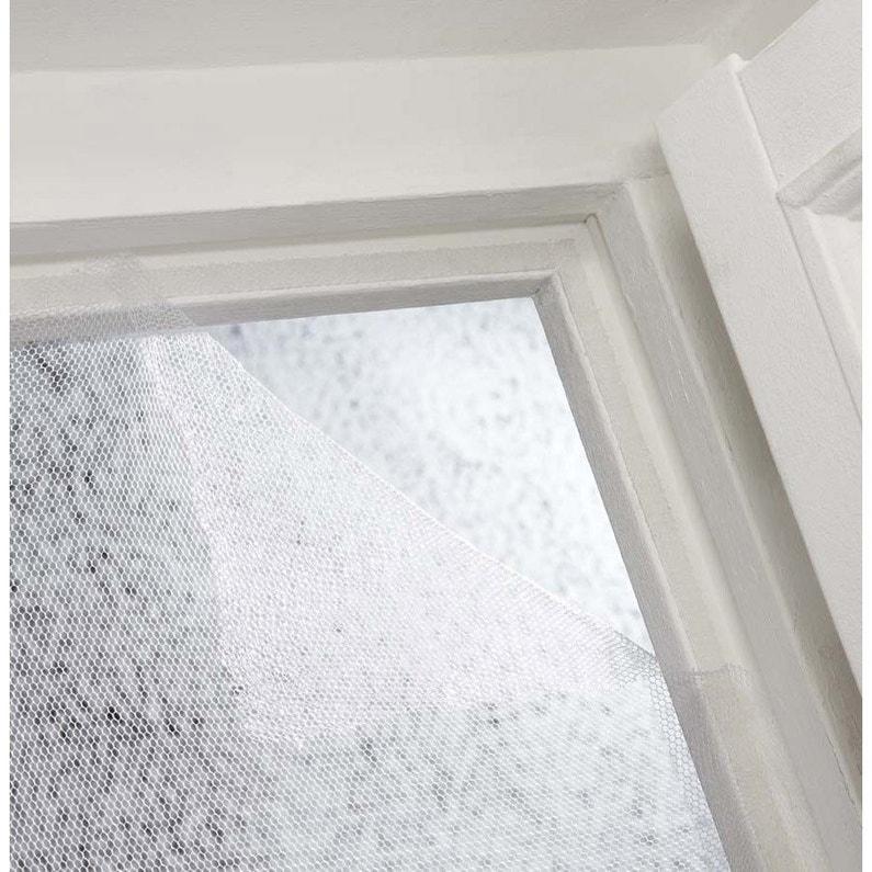 Moustiquaire Pour Fenêtre Avec Fixation Auto Agrippante Artens H150