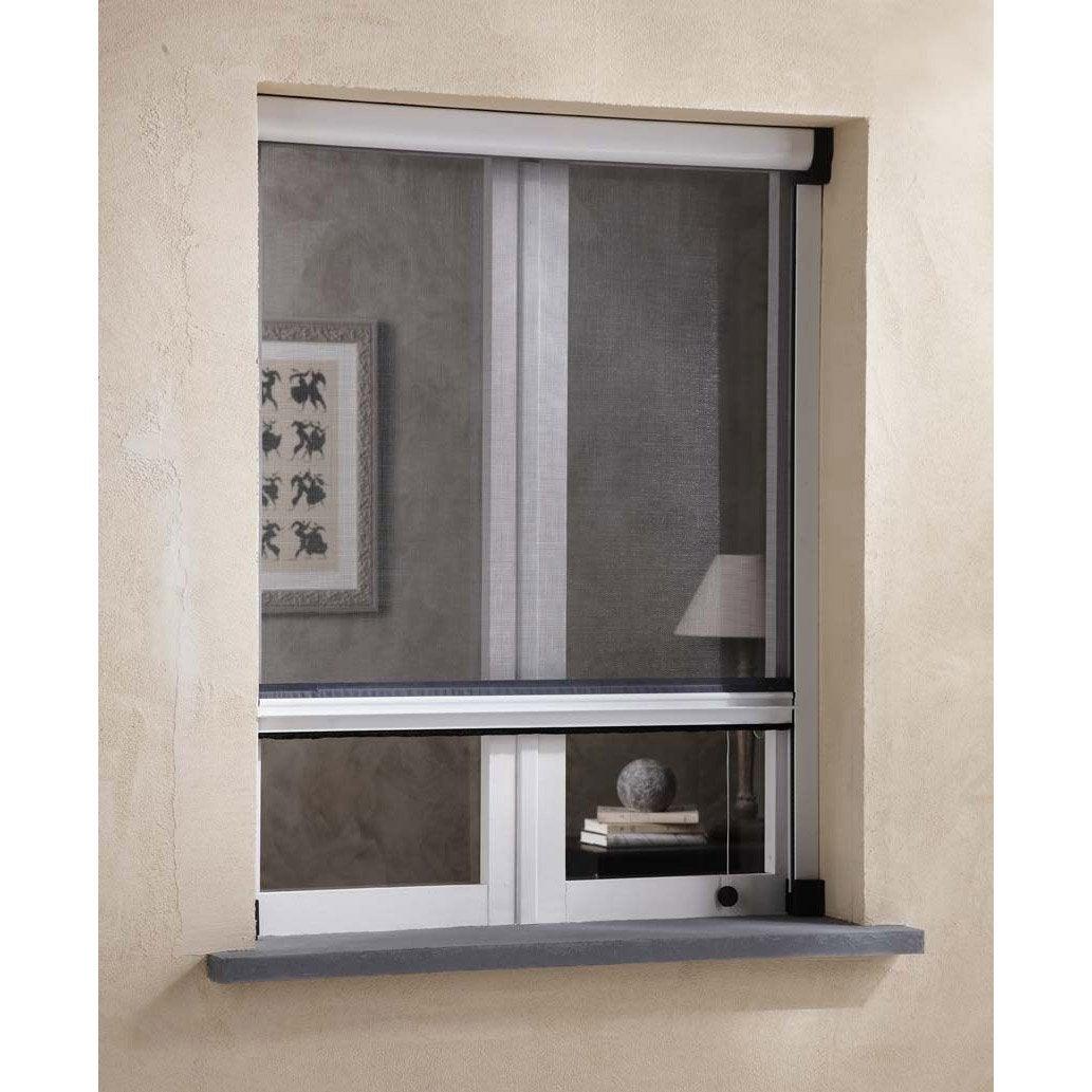 Moustiquaire Pour Fenêtre à Enroulement Vertical Artens H160 X L80