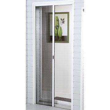 Moustiquaire et rideau de porte leroy merlin for Porte fenetre sur mesure leroy merlin