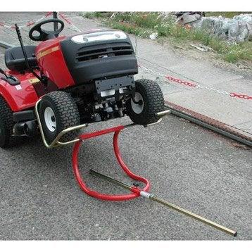 Lève autoportée JARDIN PRATIC Tlr200 acier