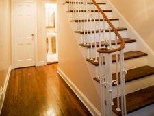 peindre son escalier. Black Bedroom Furniture Sets. Home Design Ideas