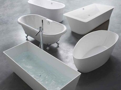 Bien choisir sa baignoire leroy merlin - Comment blanchir sa baignoire ...