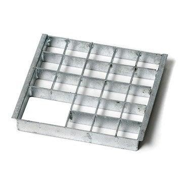 Couvercle de grille rond UBBINK 20 cm
