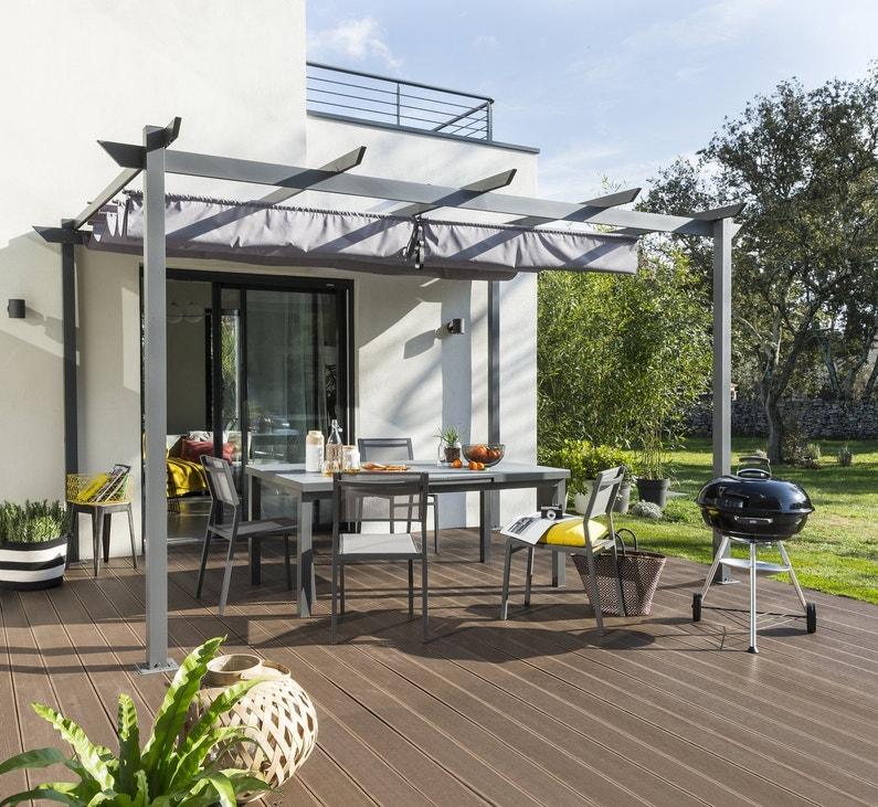 la fantaisie des terrasses composite. Black Bedroom Furniture Sets. Home Design Ideas