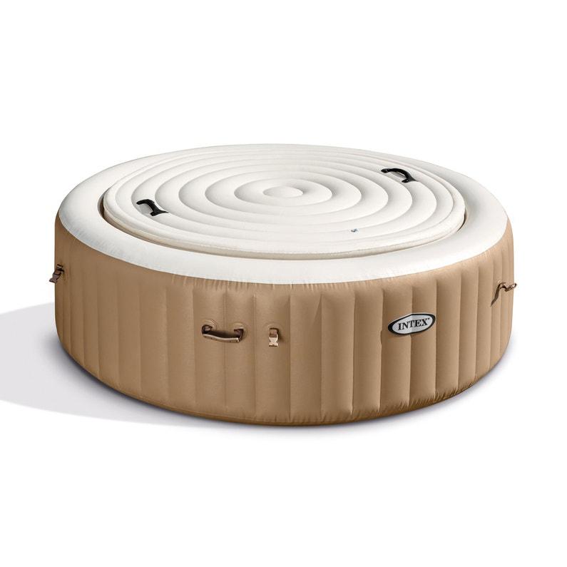 Spa Gonflable Intex Rond Purespa Avec Couverture Thermique 4