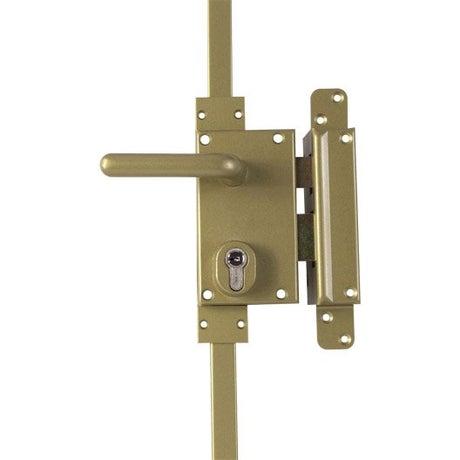 serrure et cylindre de serrure - serrure 3 points - barillet