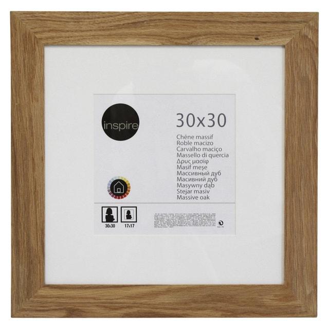 des cadres en bois pour habiller les murs d 39 int rieur leroy merlin. Black Bedroom Furniture Sets. Home Design Ideas