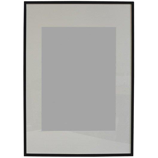 Cadre lario 70 x 100 cm noir noir n 0 - Cadre photo 70 100 ...