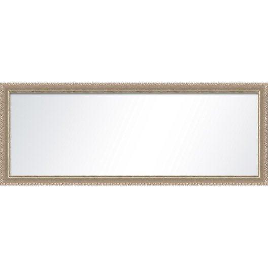 Miroir design industriel miroir mural sur pied leroy for Miroir 150 cm